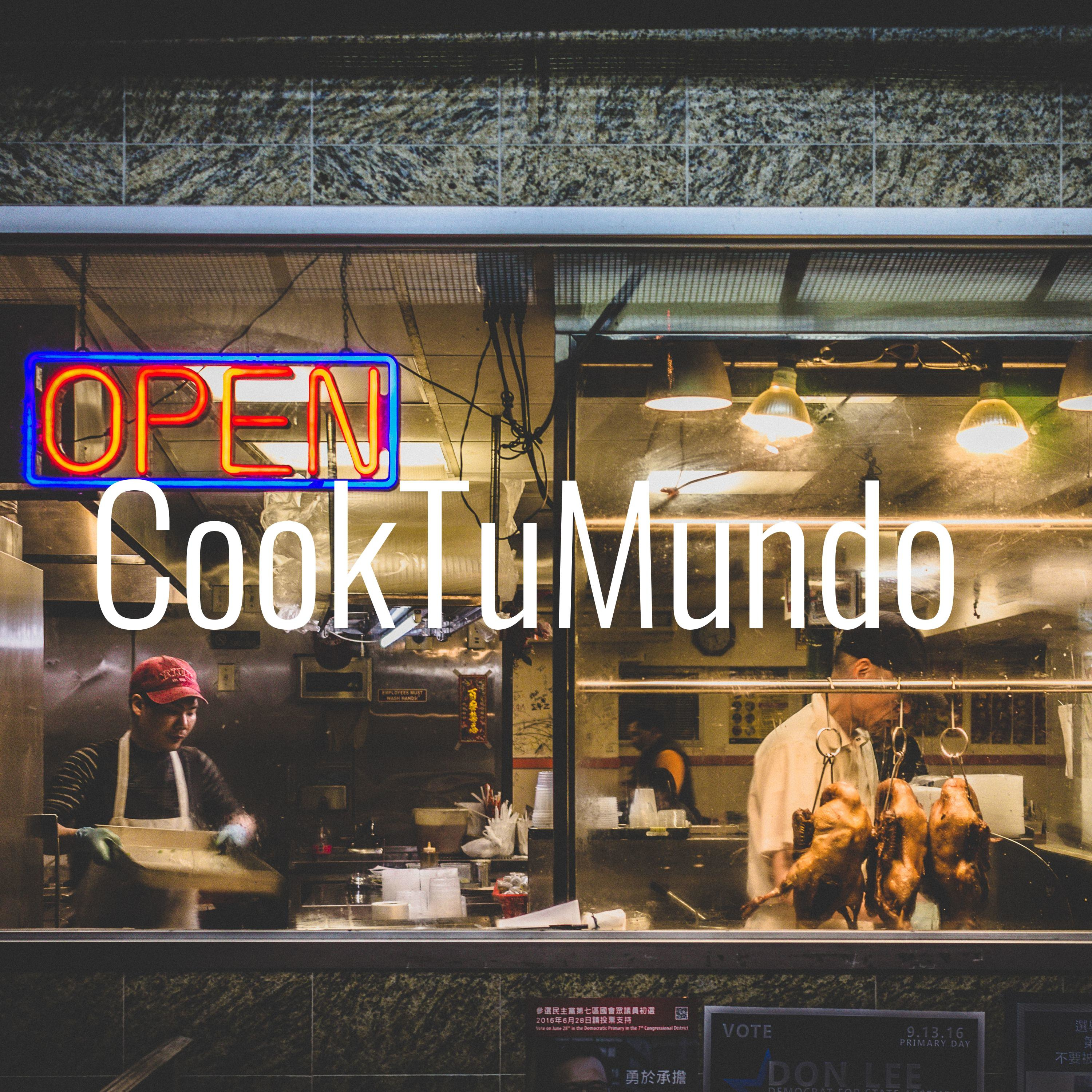 Welcome to the CooktuMundo Podcast