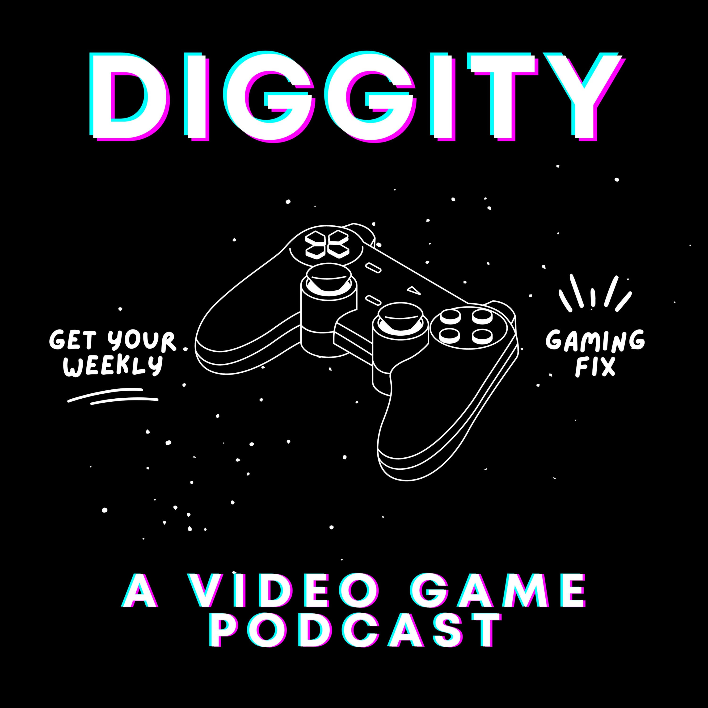 Diggity - A Video Game Podcast