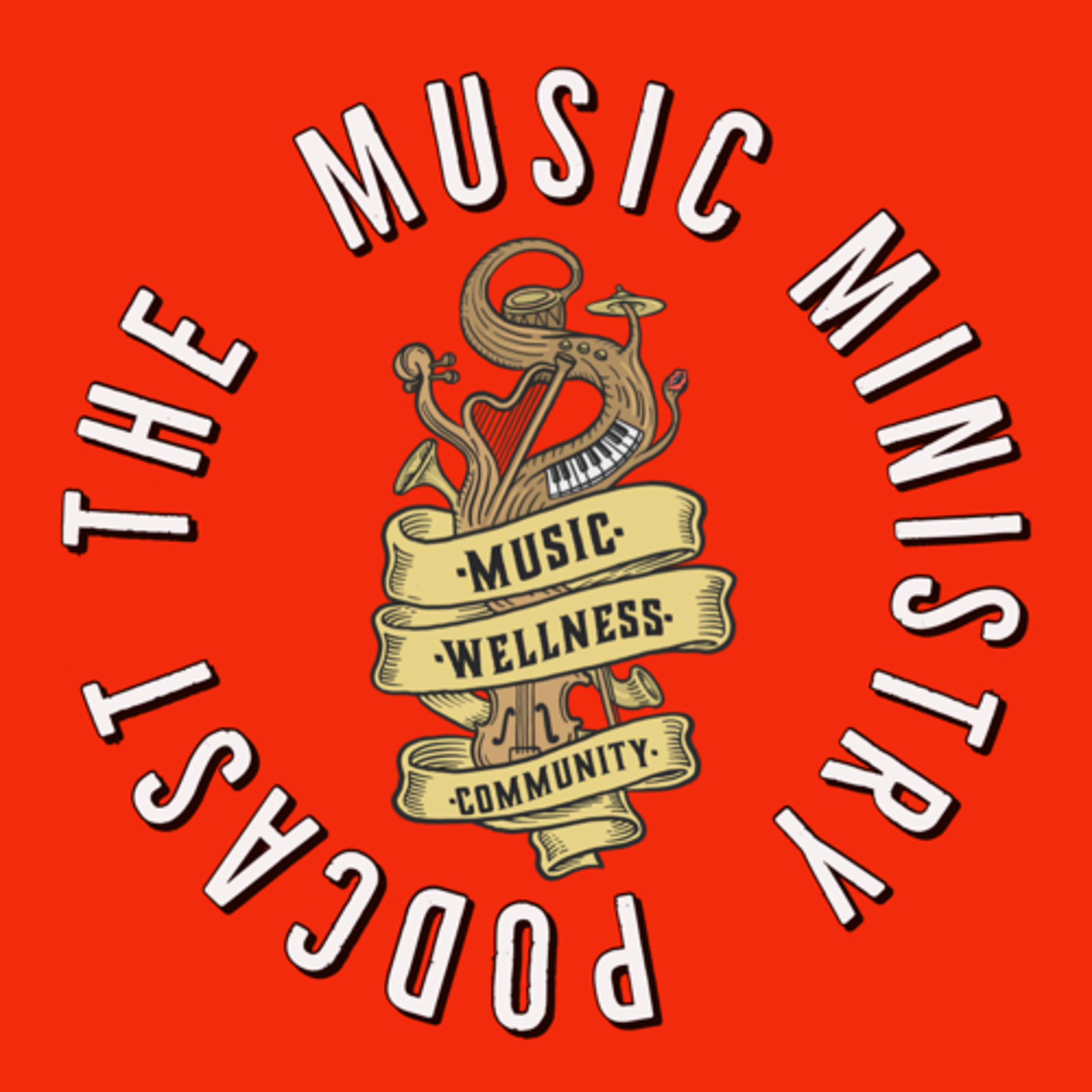 The Music Ministry Podcast