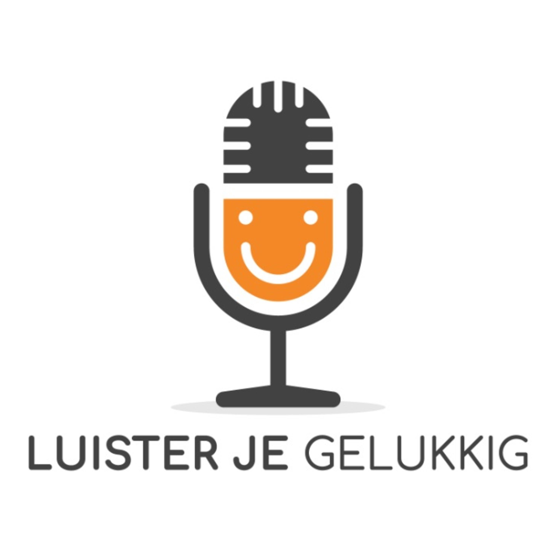Luister je gelukkig logo