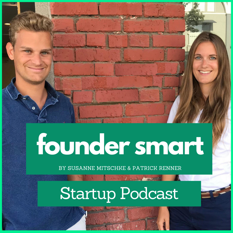 Founder Smart - Startup Podcast