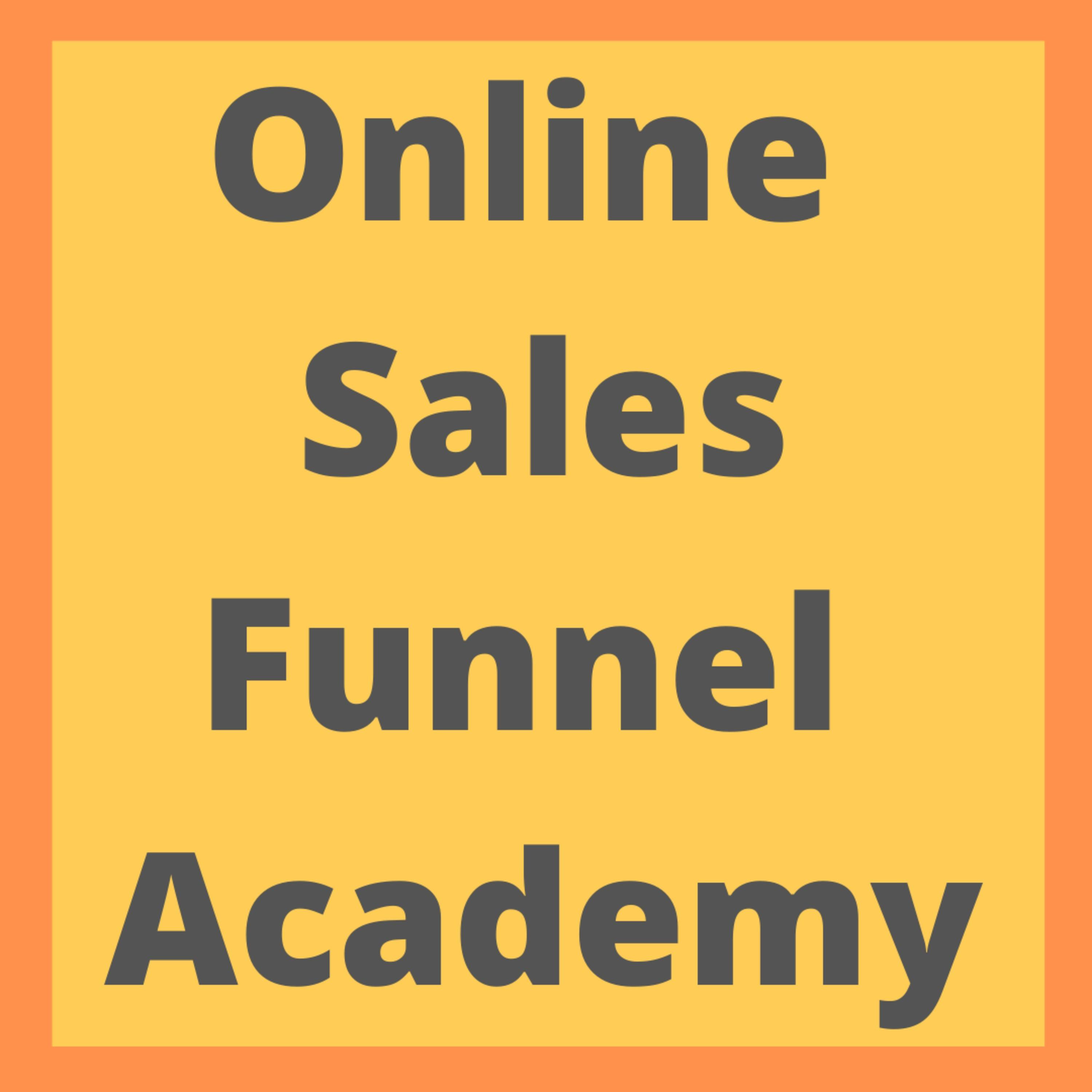 Online Sales Funnel Academy (Trailer)