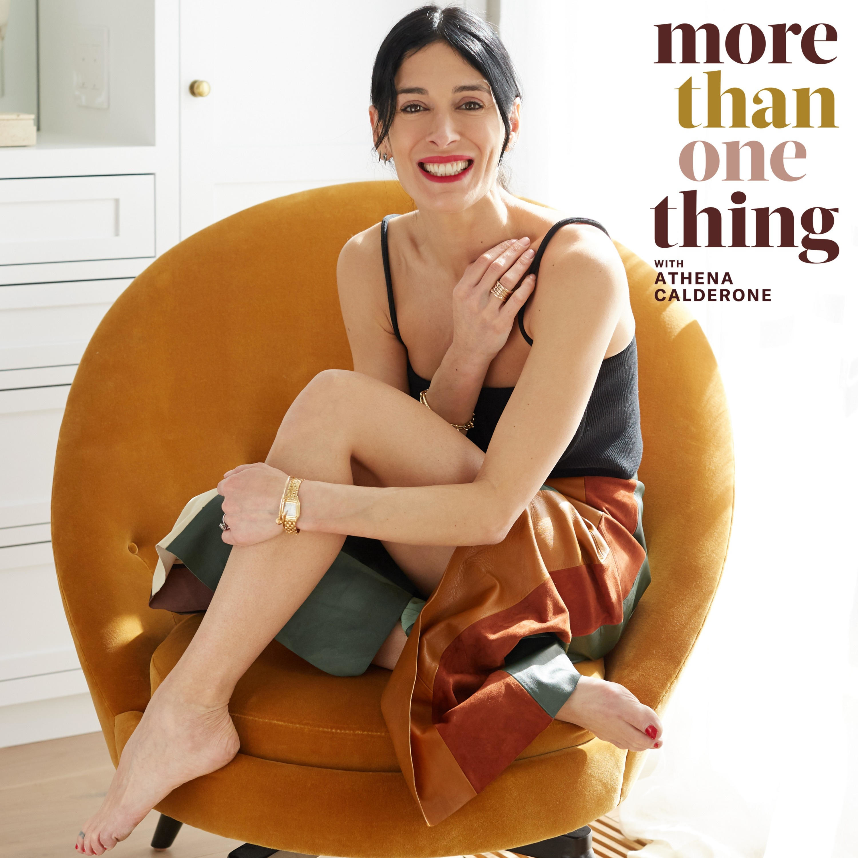 Cleo Wade | More Than One Thing with Athena Calderone