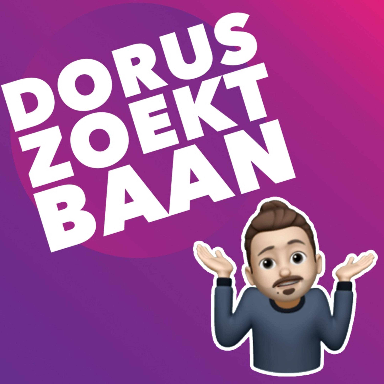 Dorus Zoekt Baan logo