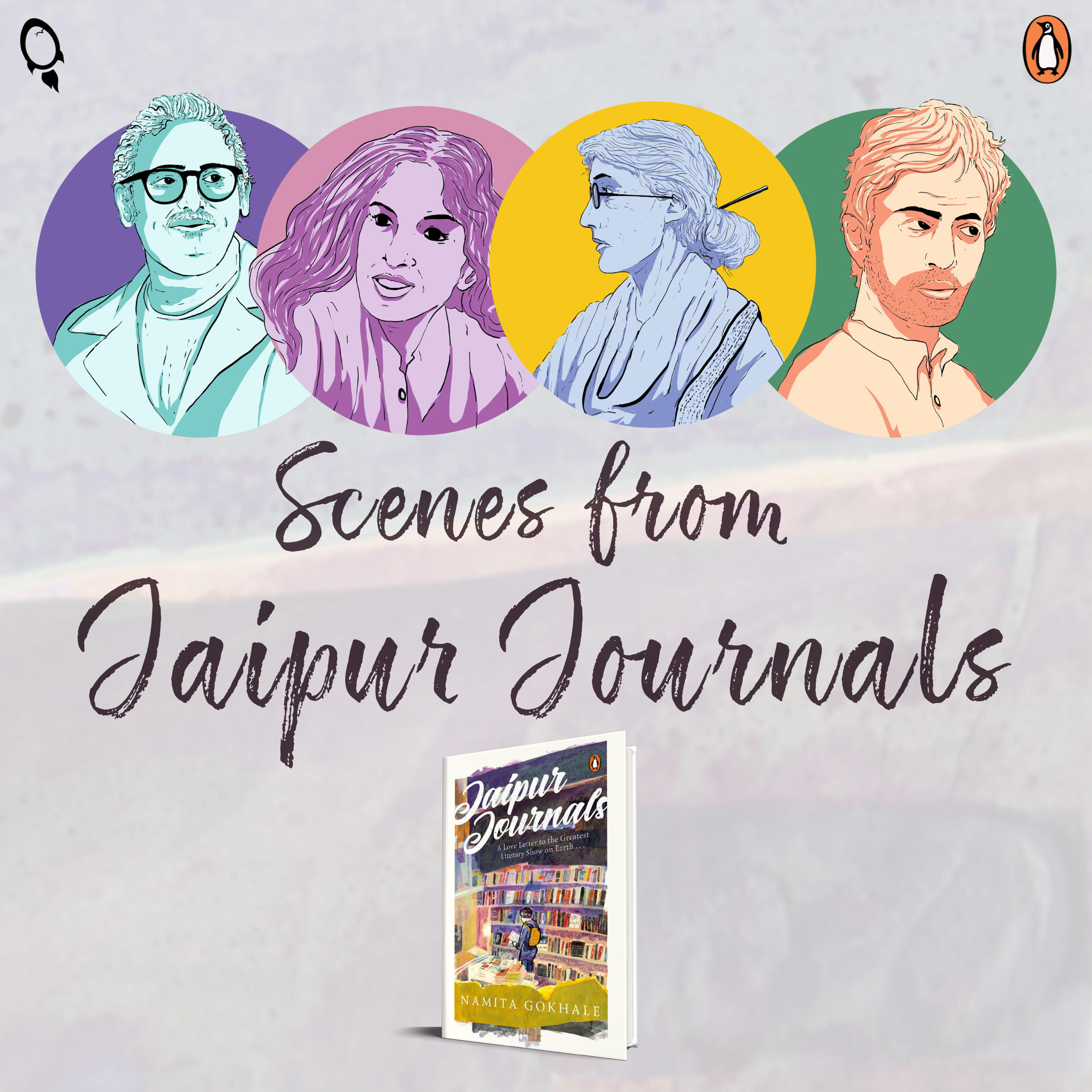 "Introducing ""Scenes from Jaipur Journals"""
