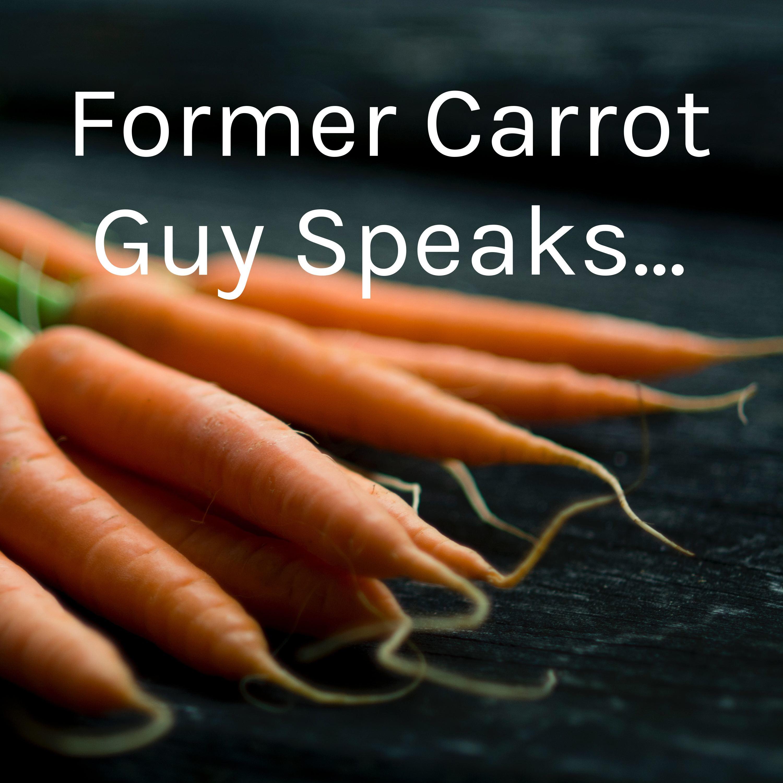 Carrot Guy Origin Story