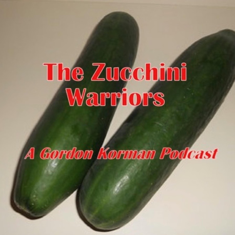 The Zucchini Warriors: A Gordon Korman Podcast