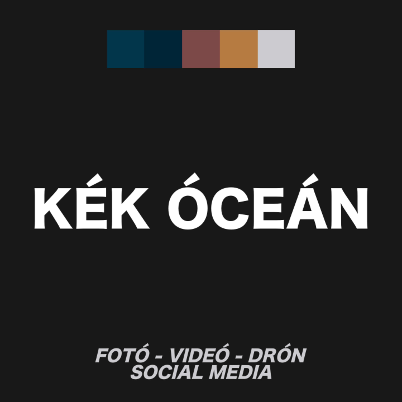 Első rádióinterjúm fotósként! | Kék Óceán Podcast #27