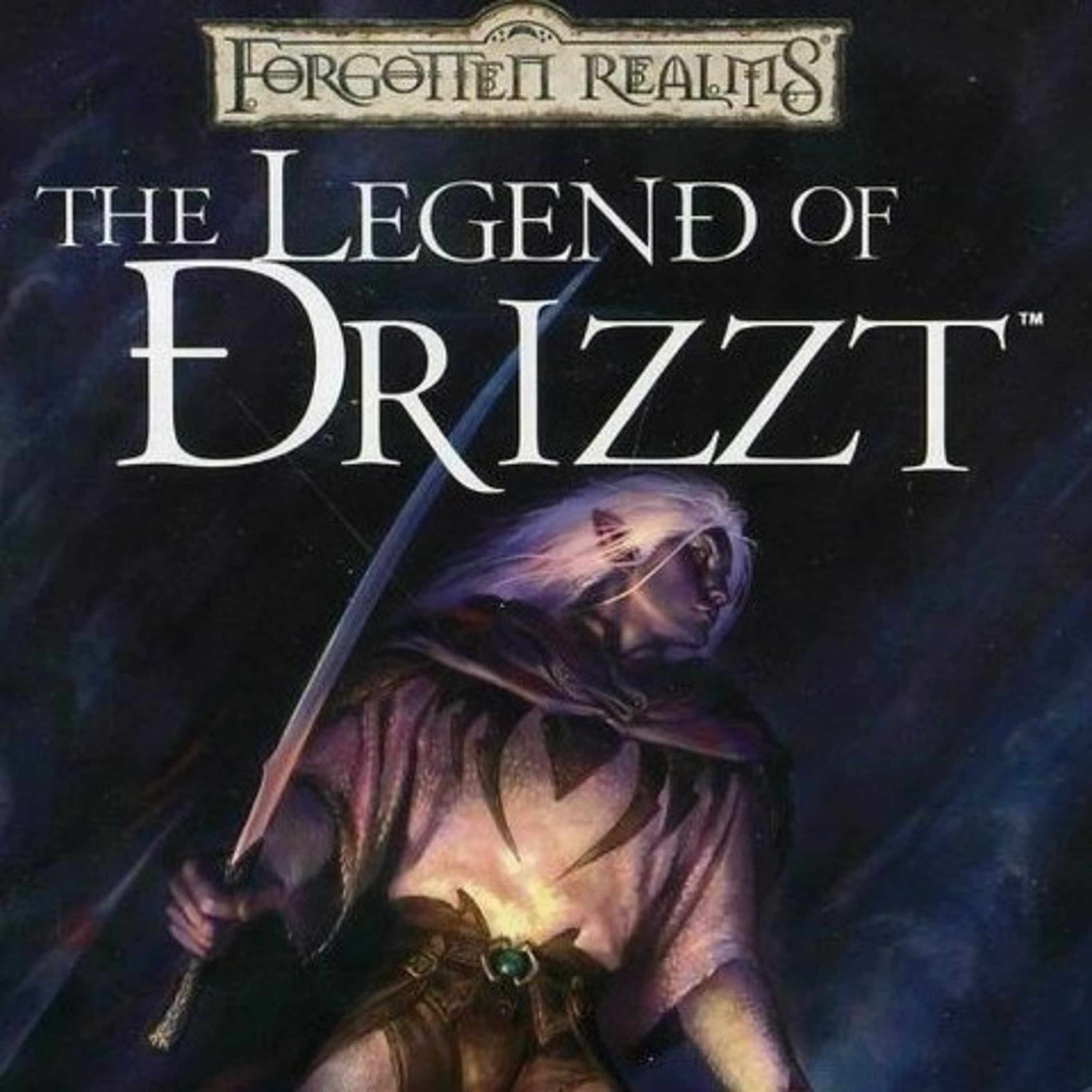 The Legend of Drizzt (As read by Chadwick D'Aigle) on Apple