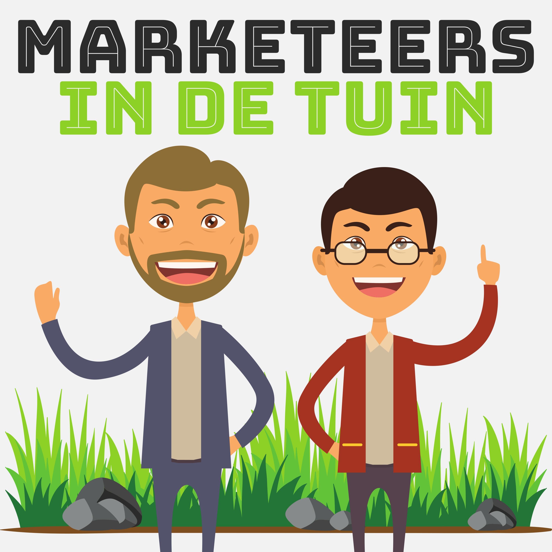 Bart Joling van Ten Stripes over Marketing 3.0