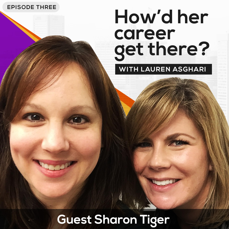 MaryBeth Hyland, SparkVision, Episode 10, How'd Her Career