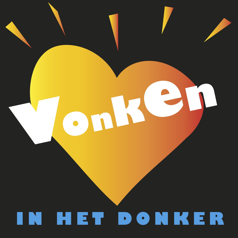Vonken in het Donker: korte verhalen logo