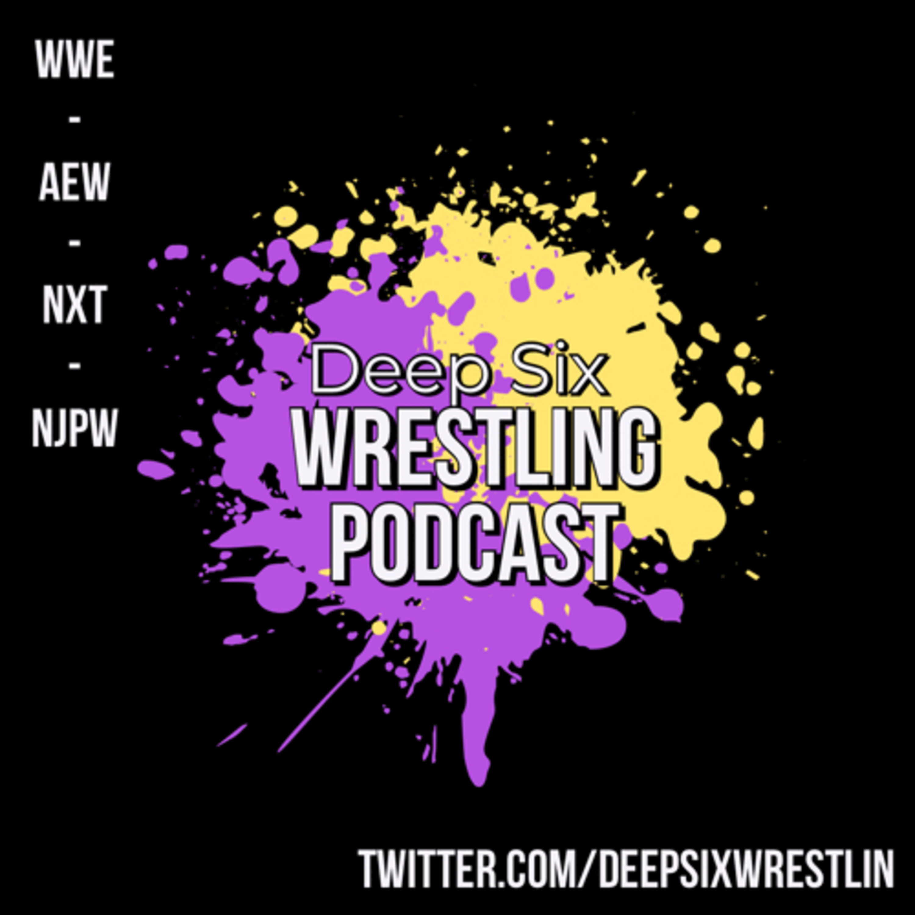 Episode 14: George Floyd + State of America, and (6/3/20) AEW Dynamite Reactions + Review