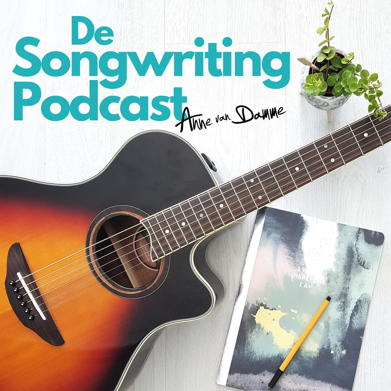 De Songwriting Podcast logo