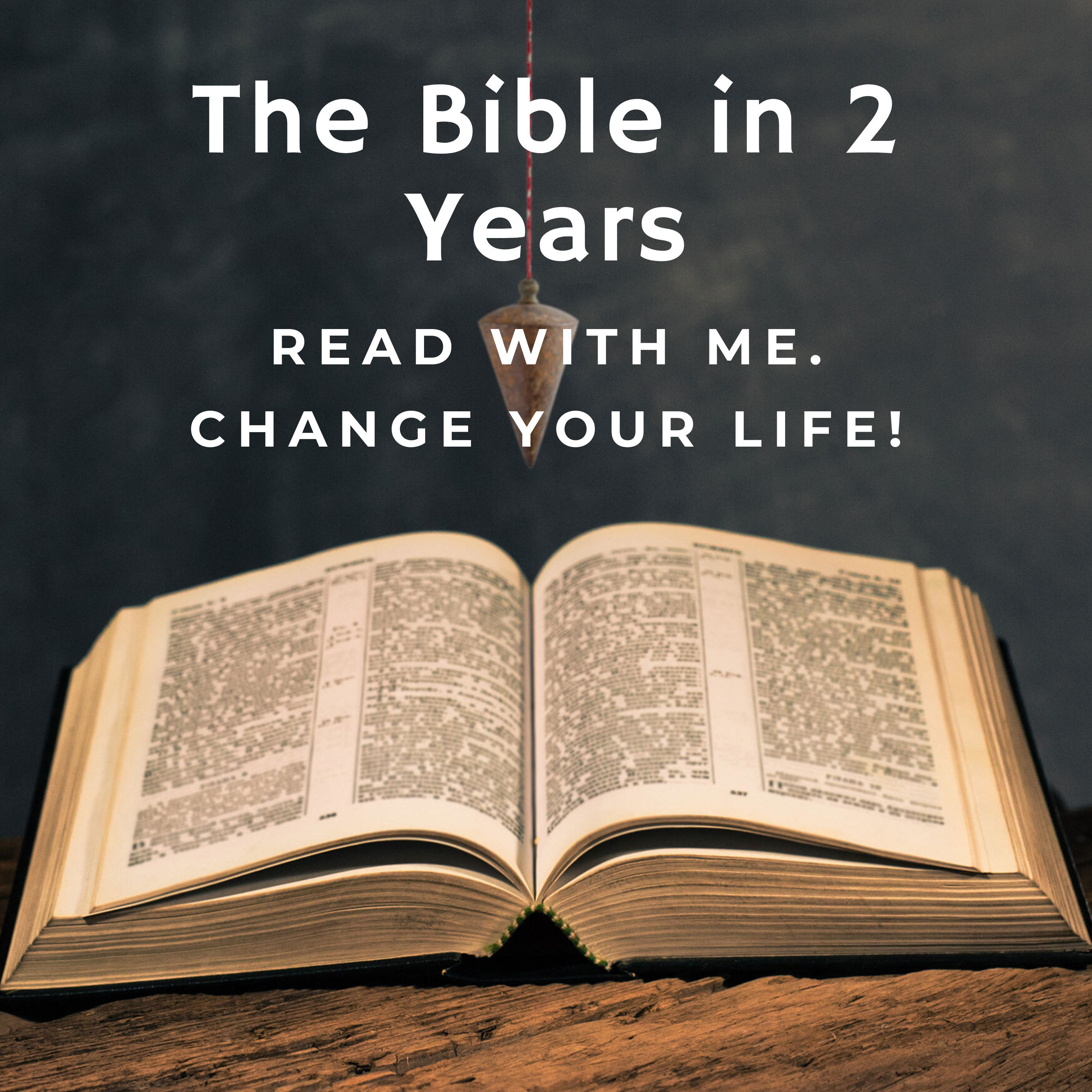 The Bible in 2 Years!