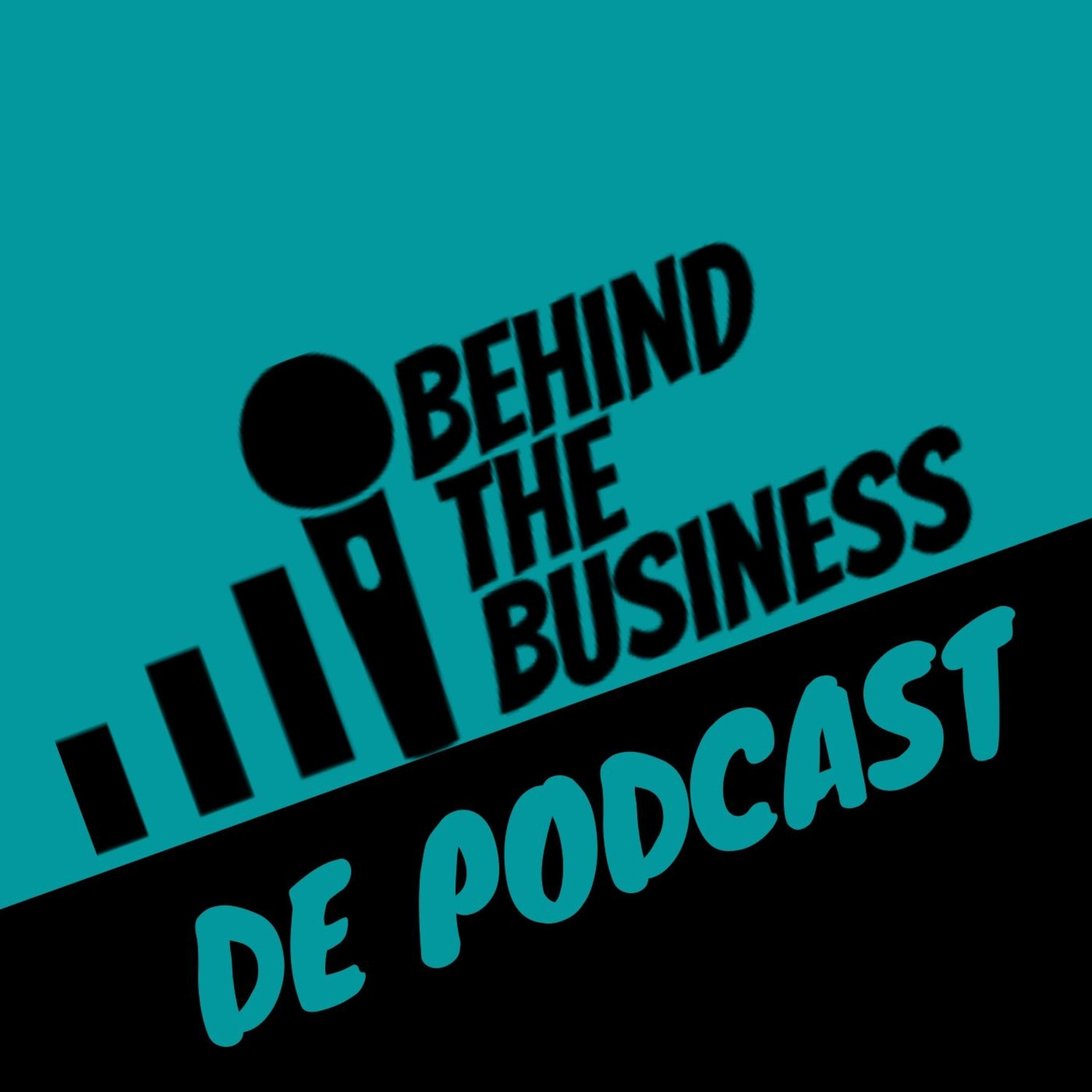 Behind The Business logo
