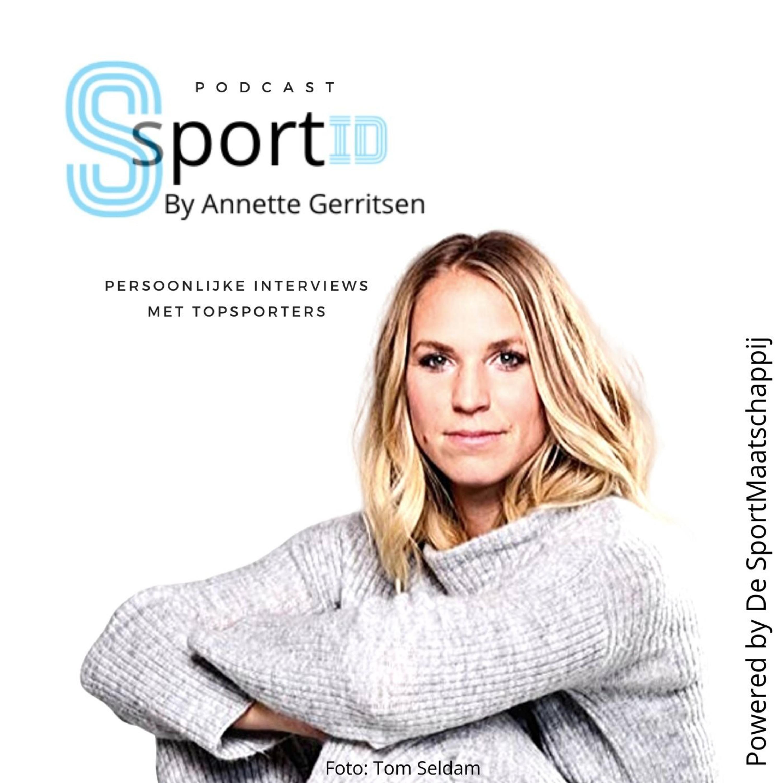 SportID Podcast by Annette Gerritsen logo