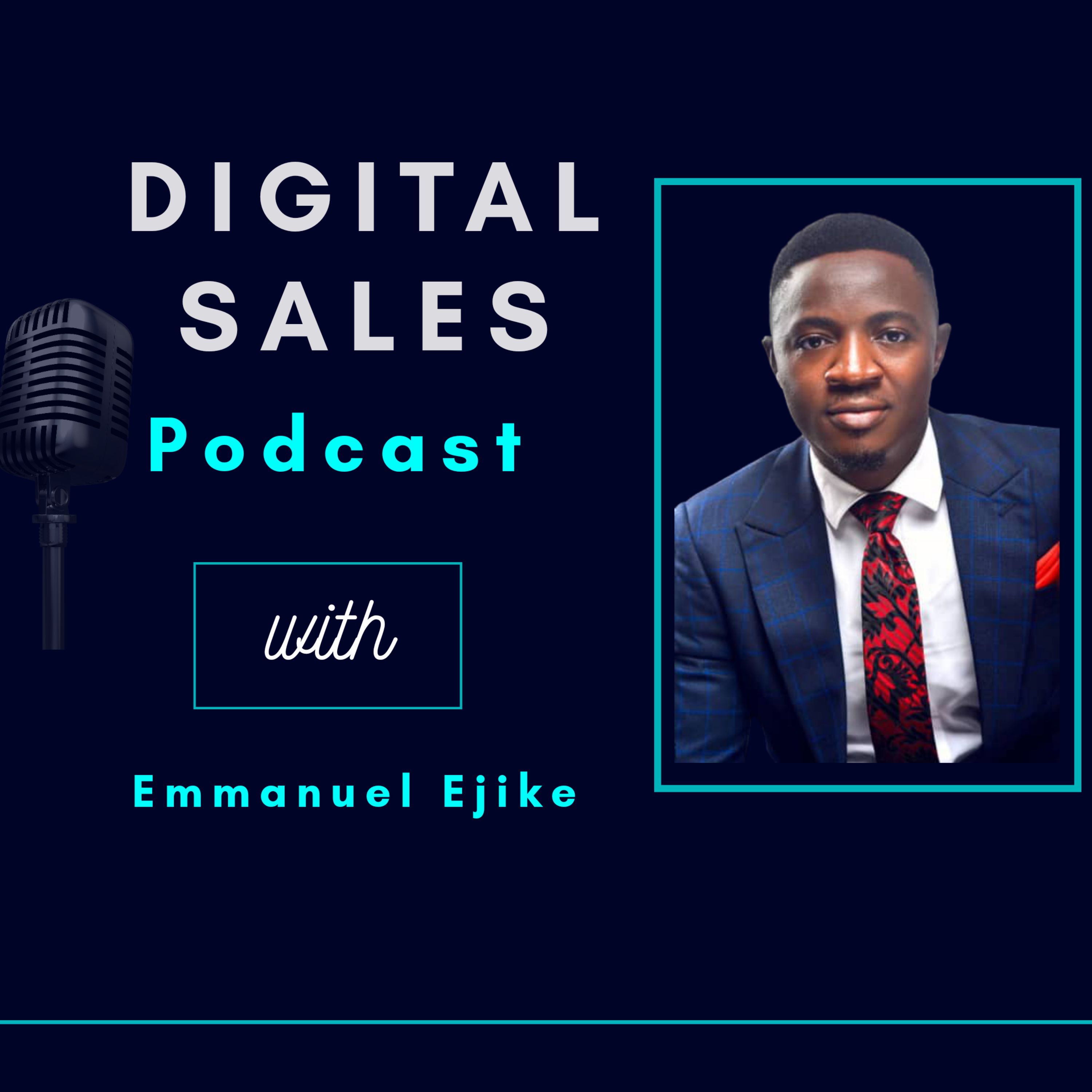 DIGITAL SALES PODCAST podcast