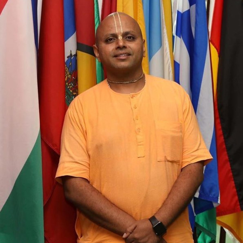 Gaur gopal das in Conversation with Boman Irani