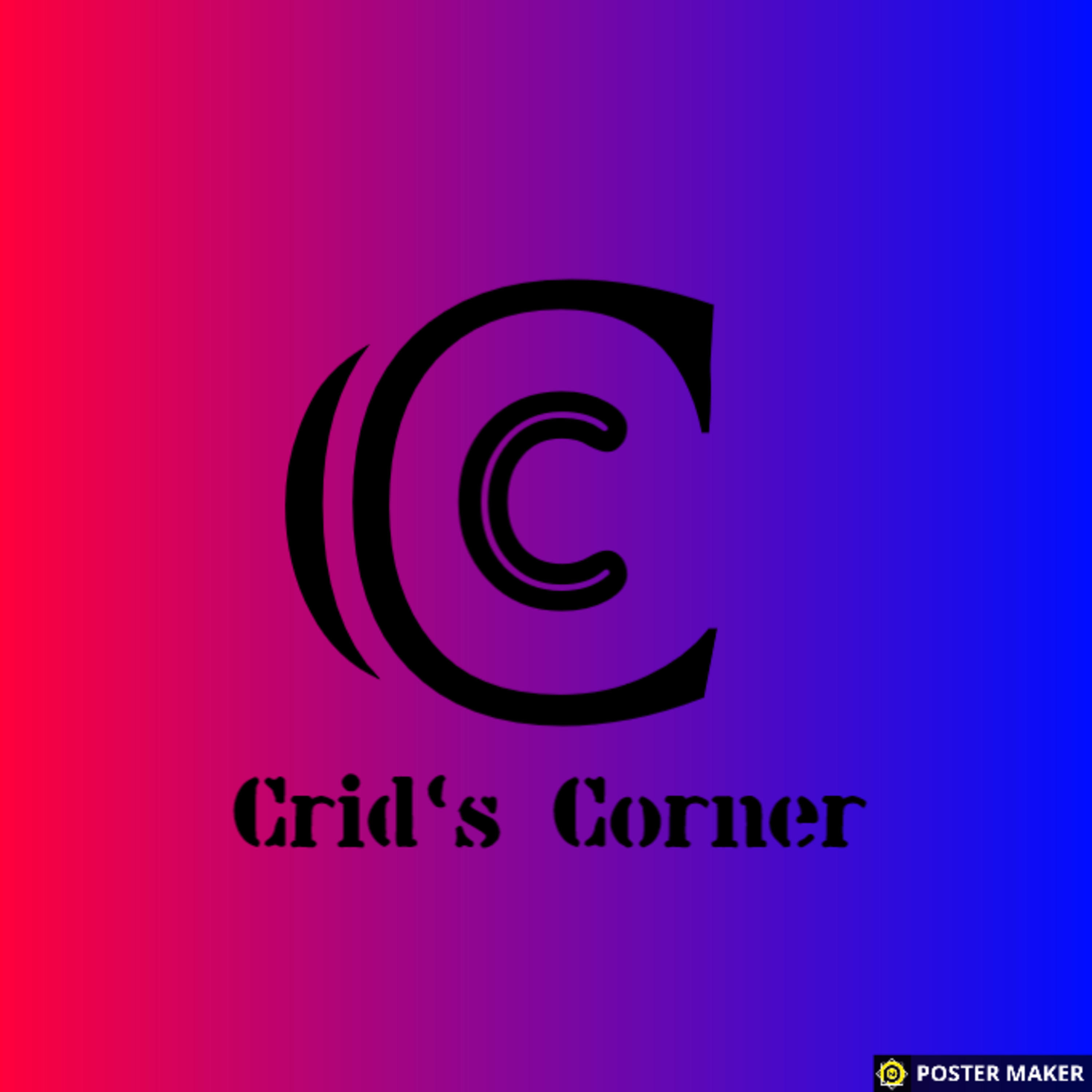 CRID'S CORNER podcast