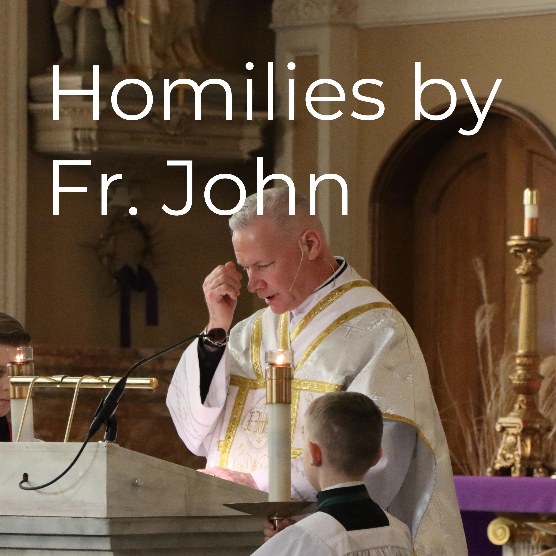 Daily Mass Homily by Fr. John 01.21.2021