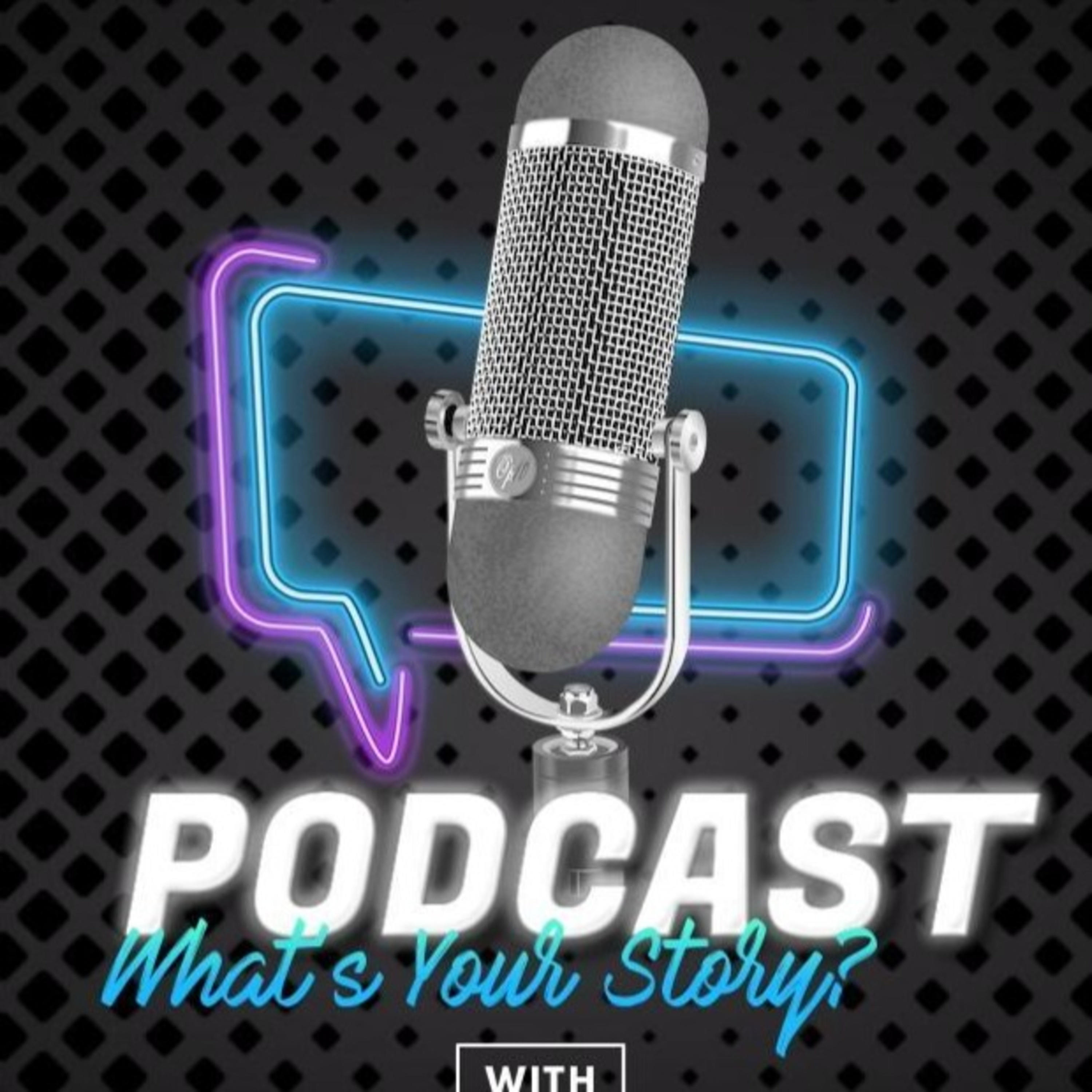 What's Your Story? podcast
