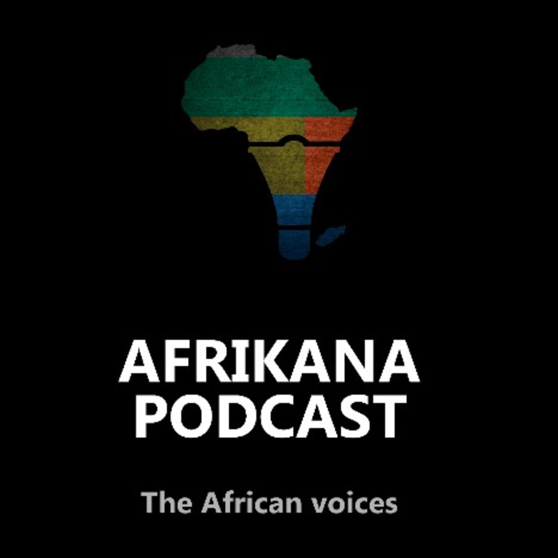 Afrikana Podcast on Jamit