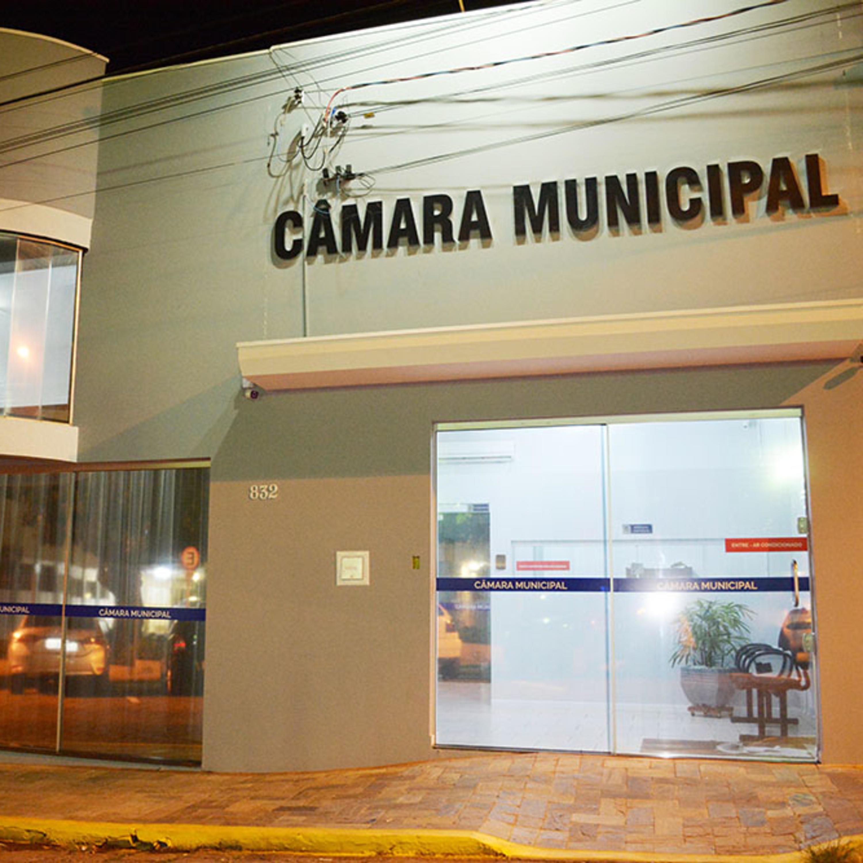 Podcasts da Câmara Municipal de Itápolis