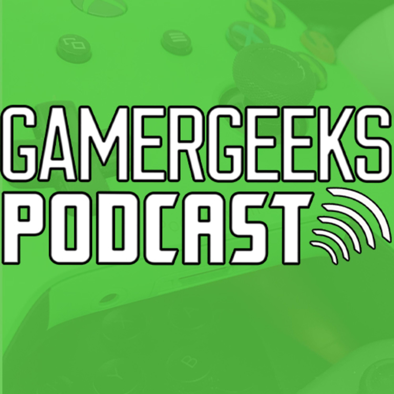 GamerGeeks Podcast logo