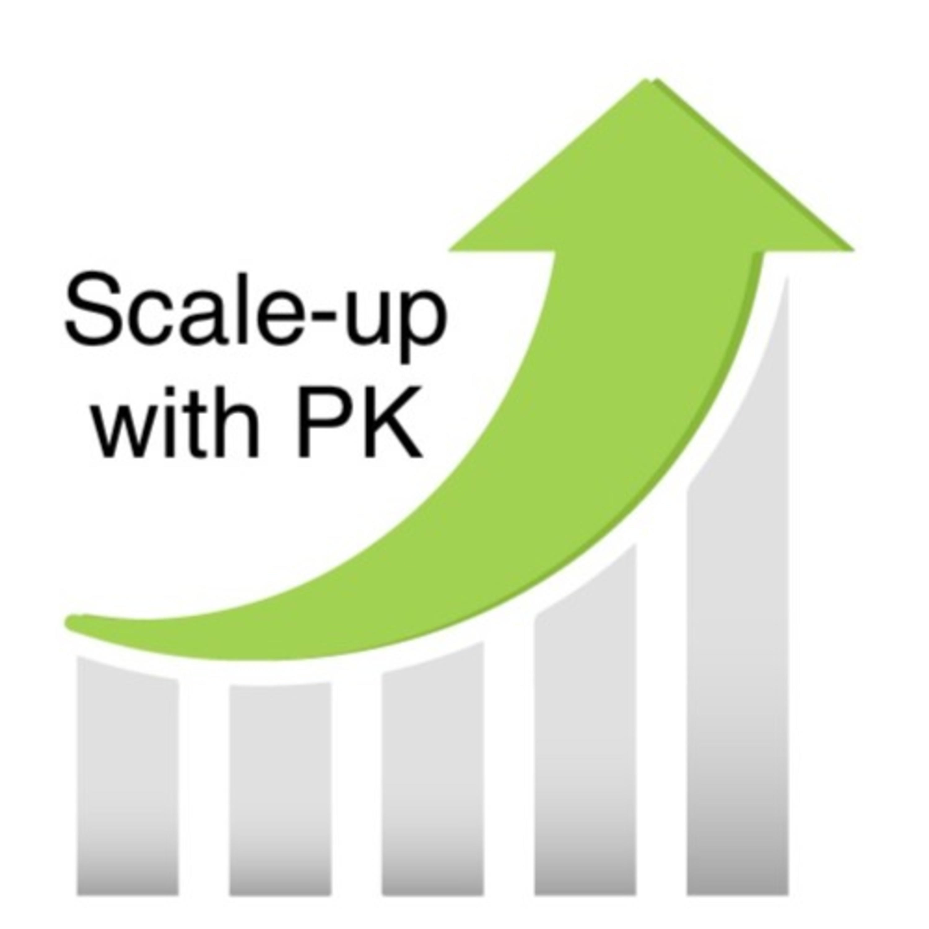 Scale-up with PK!