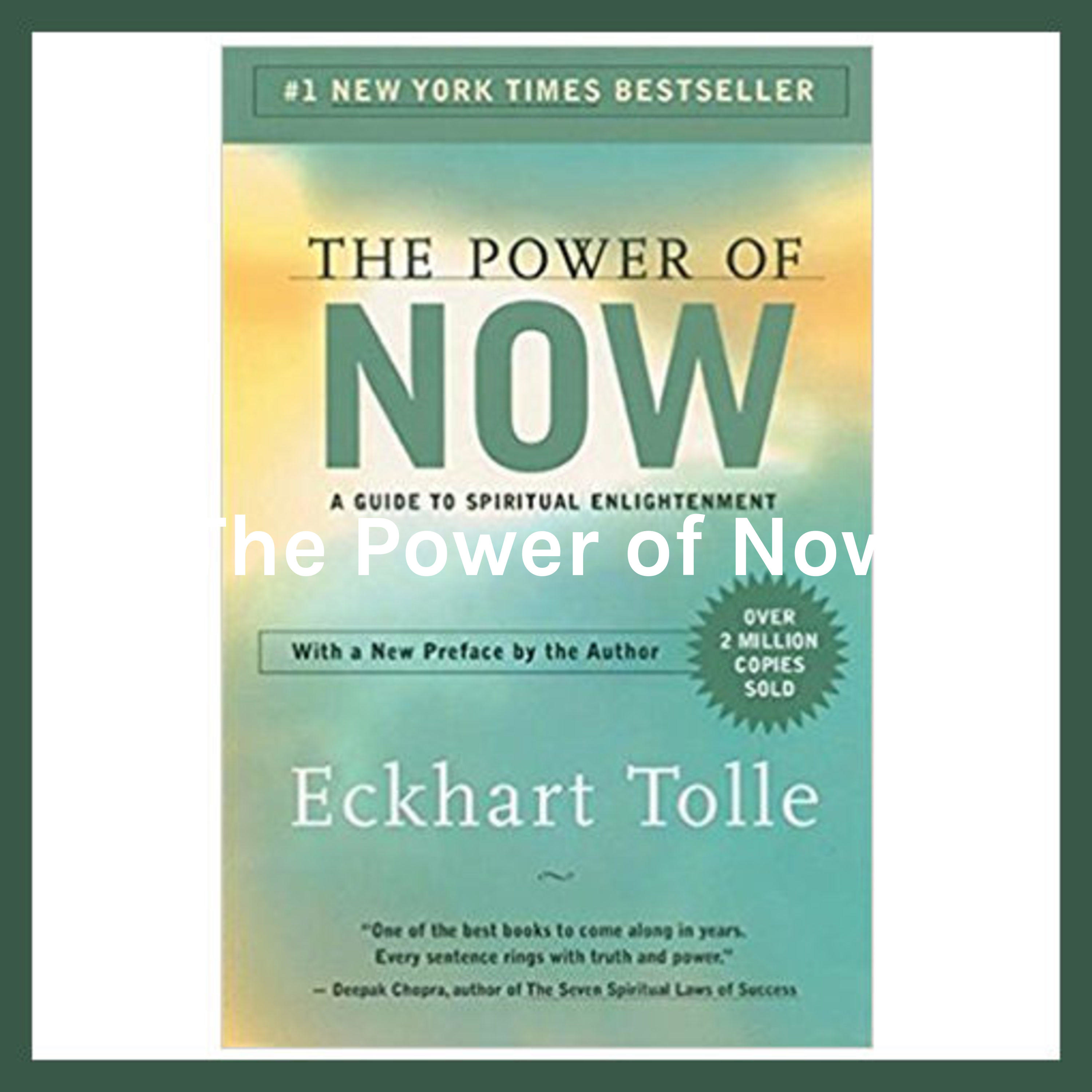 The Power of Now – A Guide to Spiritual Enlightenment with Linda and Barbara