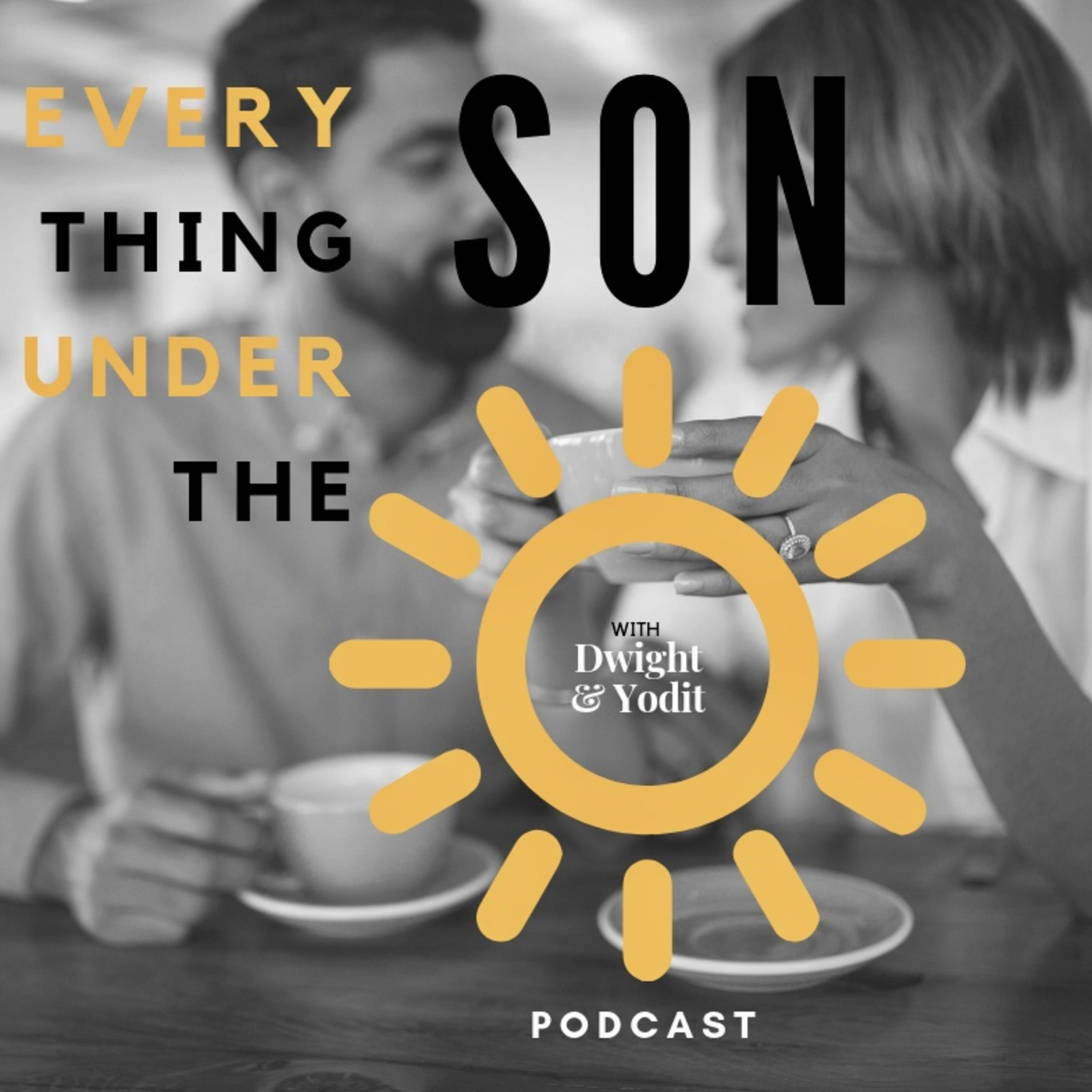 Episode 7: Forgiveness, Injustice & The way of the Gospel