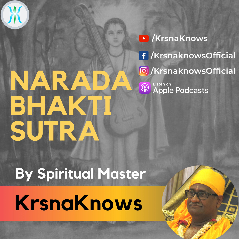 Narada Bhakti Sutra - Narada's Aphorisms on Love and Devotion
