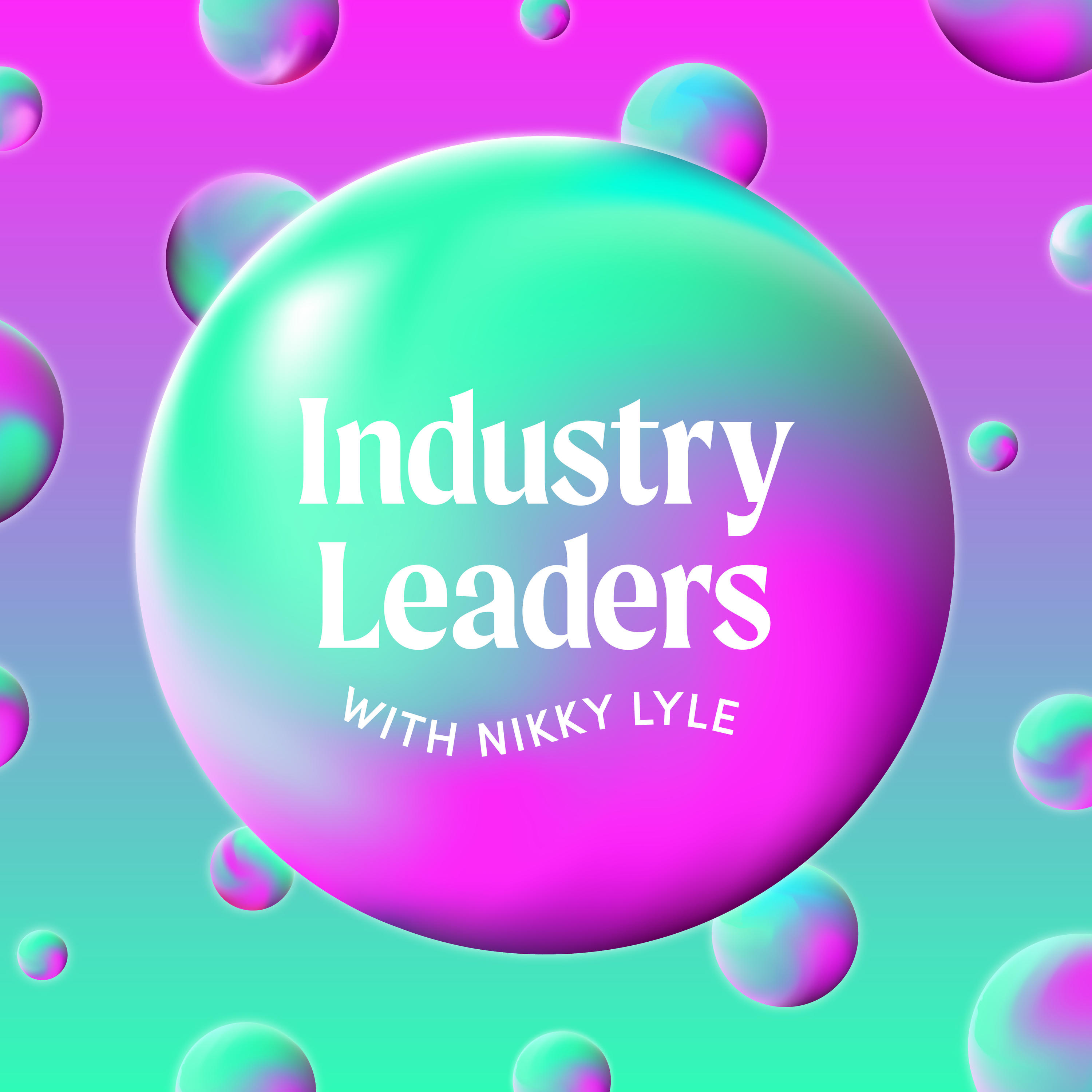 Industry Leaders with Nikky Lyle: Vikki Ross, Wordsmith and Copywriter