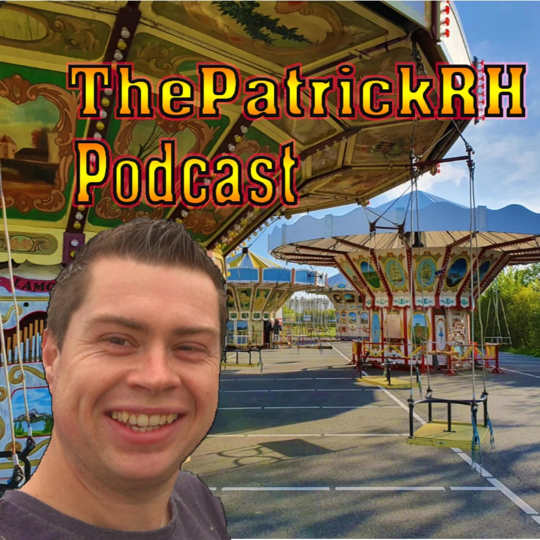 ThePatrickRH  logo