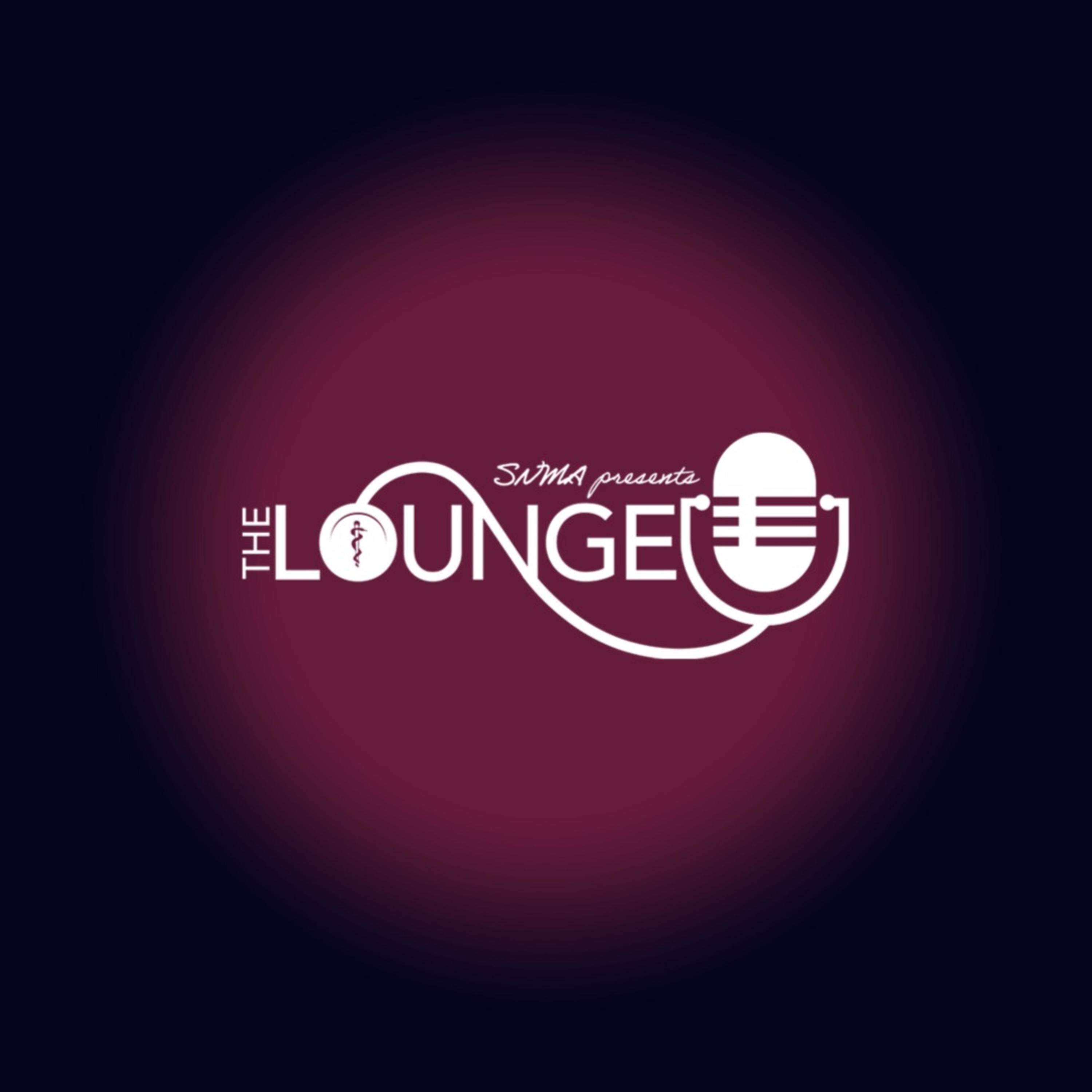 SNMA Presents: The Lounge podcast show image