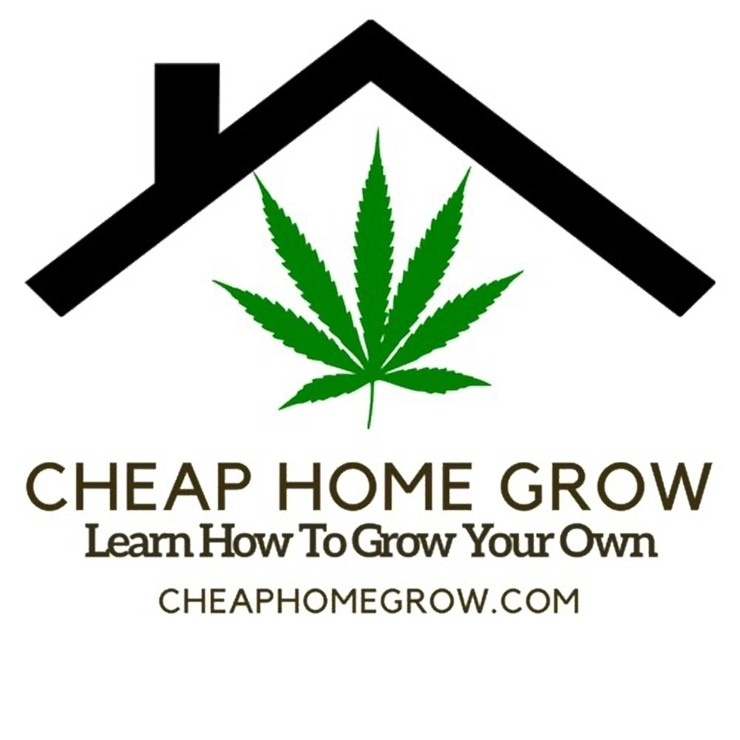 Cheap Home Grow - Learn How To Grow Cannabis Indoors Podcast • A