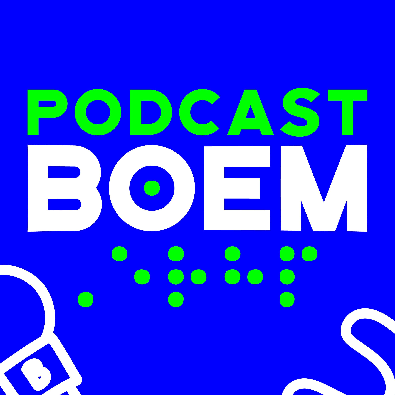 Podcast BOEM - Aflevering 7 - DATEN MET EEN VISUELE UITDAGING