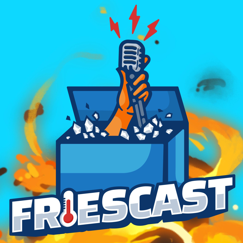 Friescast logo