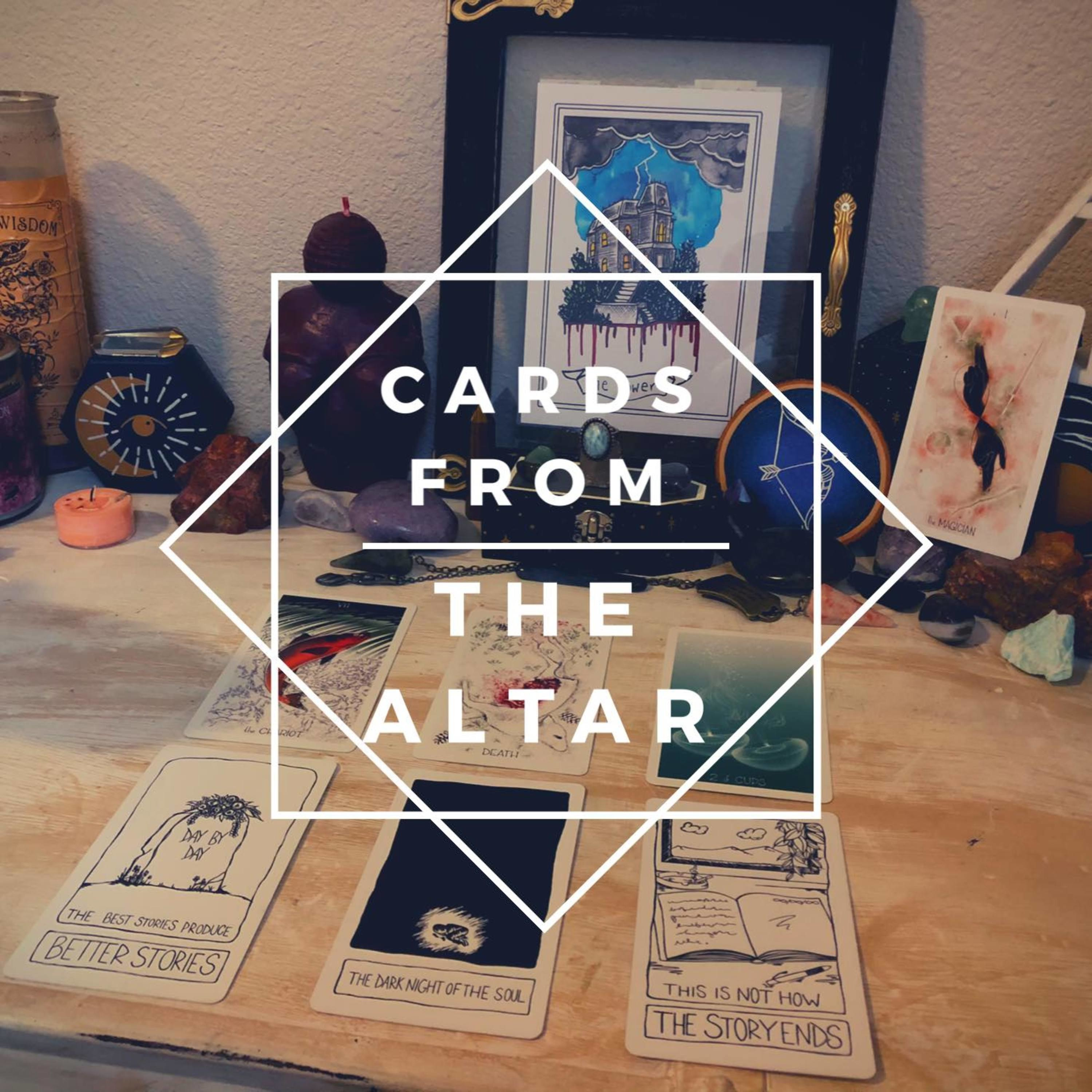 Cards from the Altar