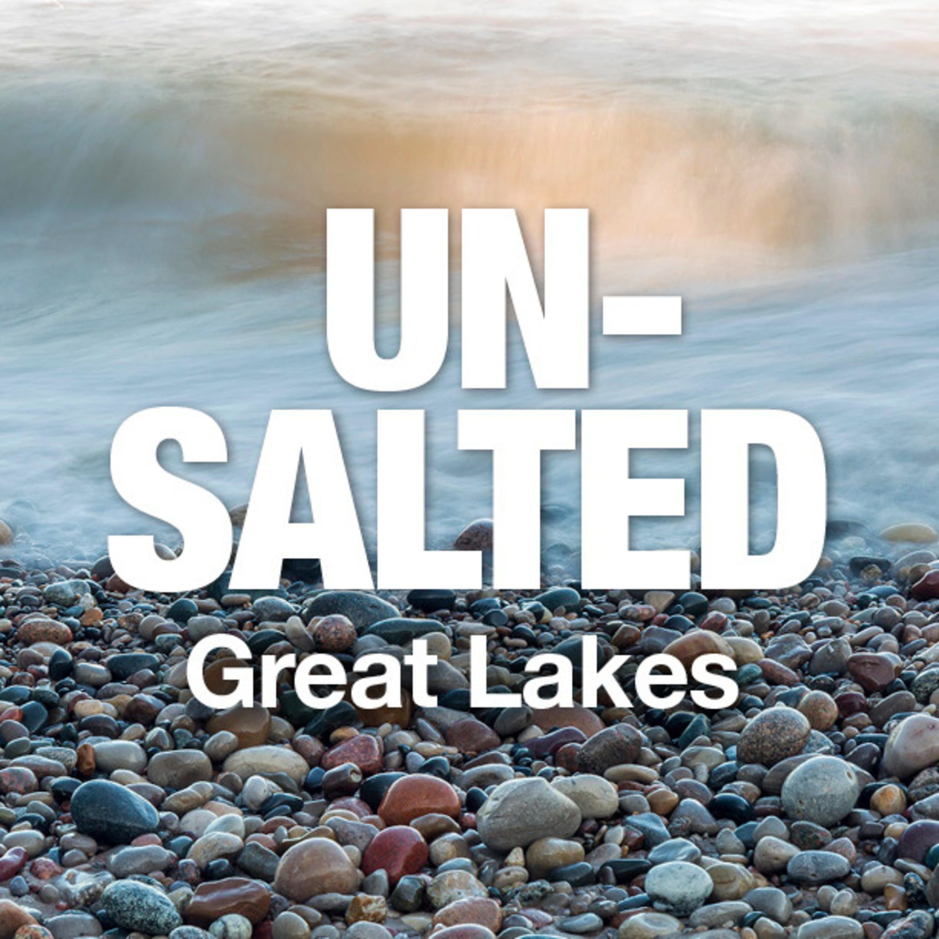 Don't be a nurdle: Great Lakes plastics