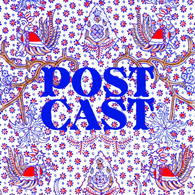 Postcast  logo