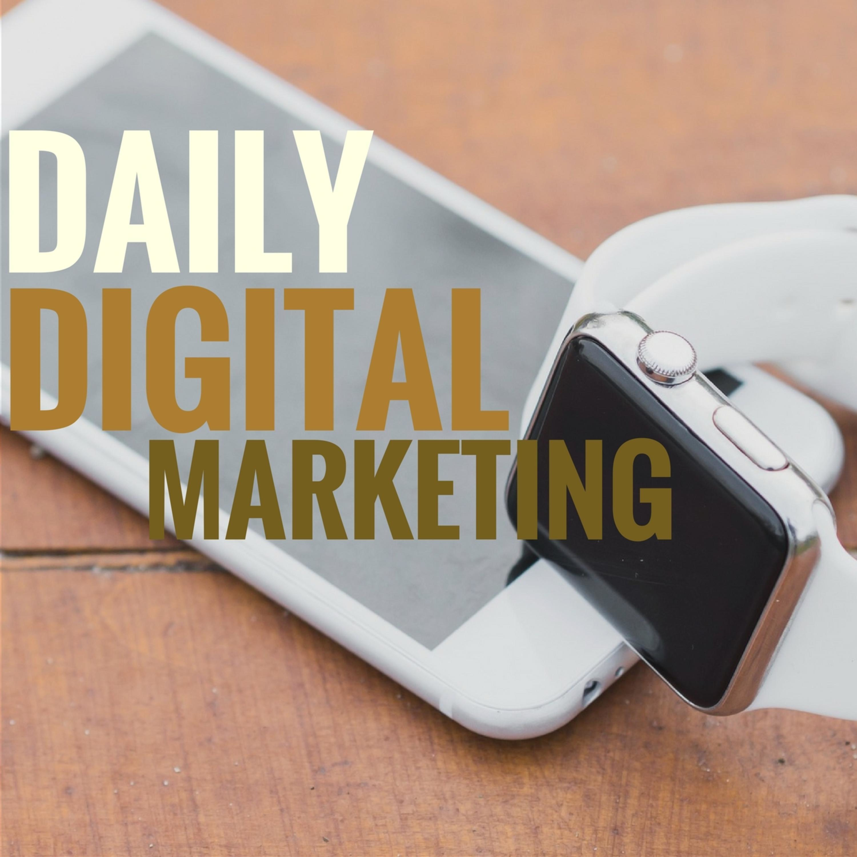 Daily Digital Marketing News Update - March 1, 2019