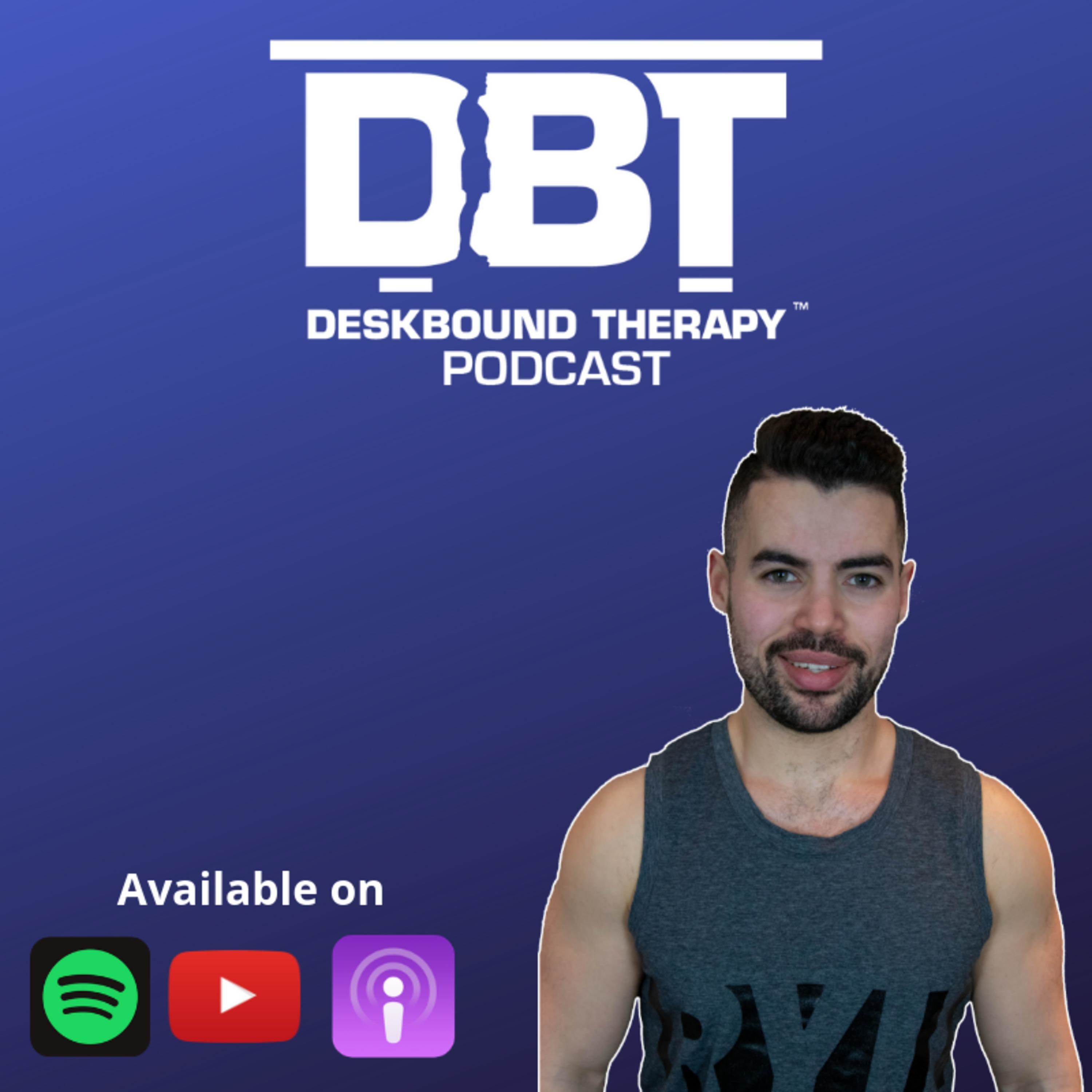 Episode 4 - Prehab and Performance Ft. Dr. Jacob Harden