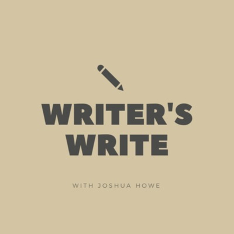 Writer's Write Ep. 27 - Tom West
