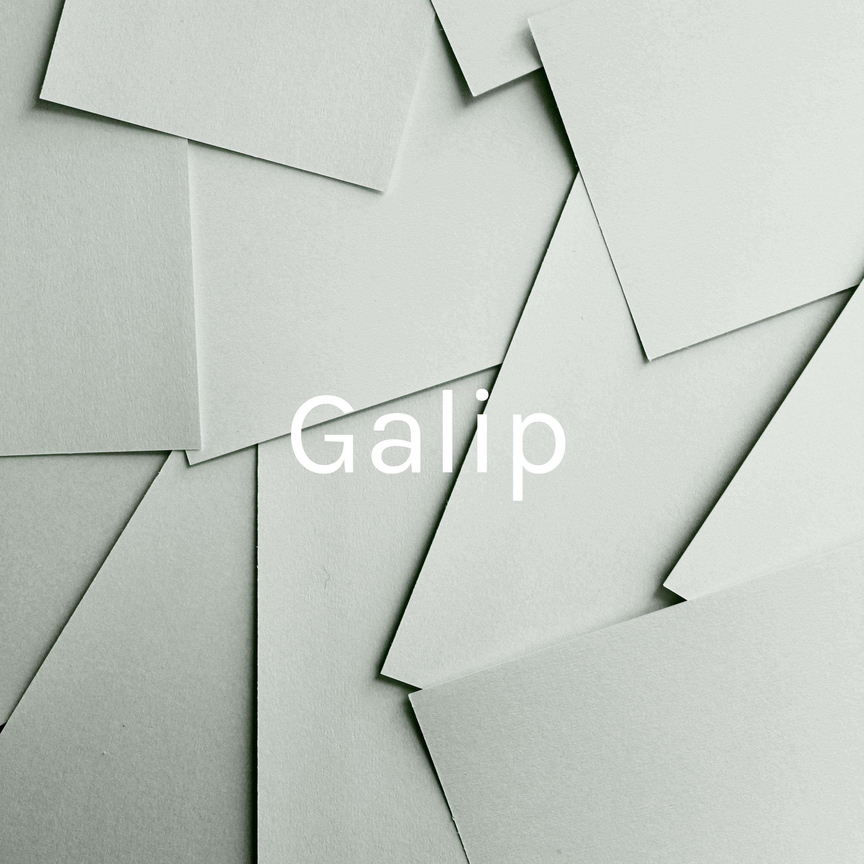 Galip - PhD Research