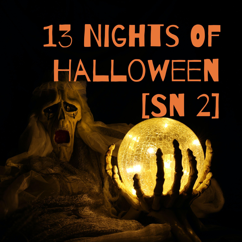 13 Nights Of Halloween podcast