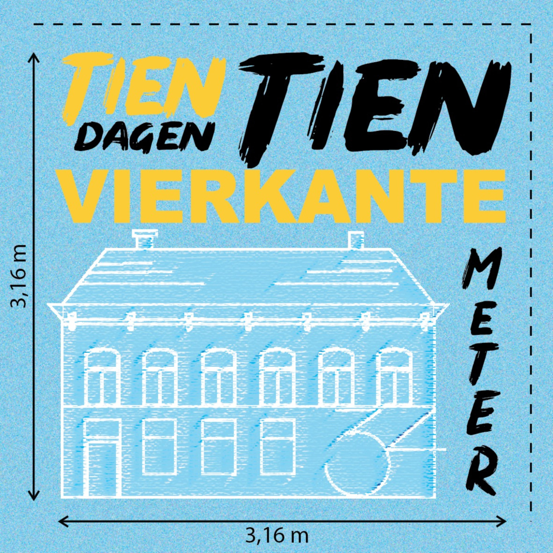 10 Dagen 10 Vierkante Meter logo