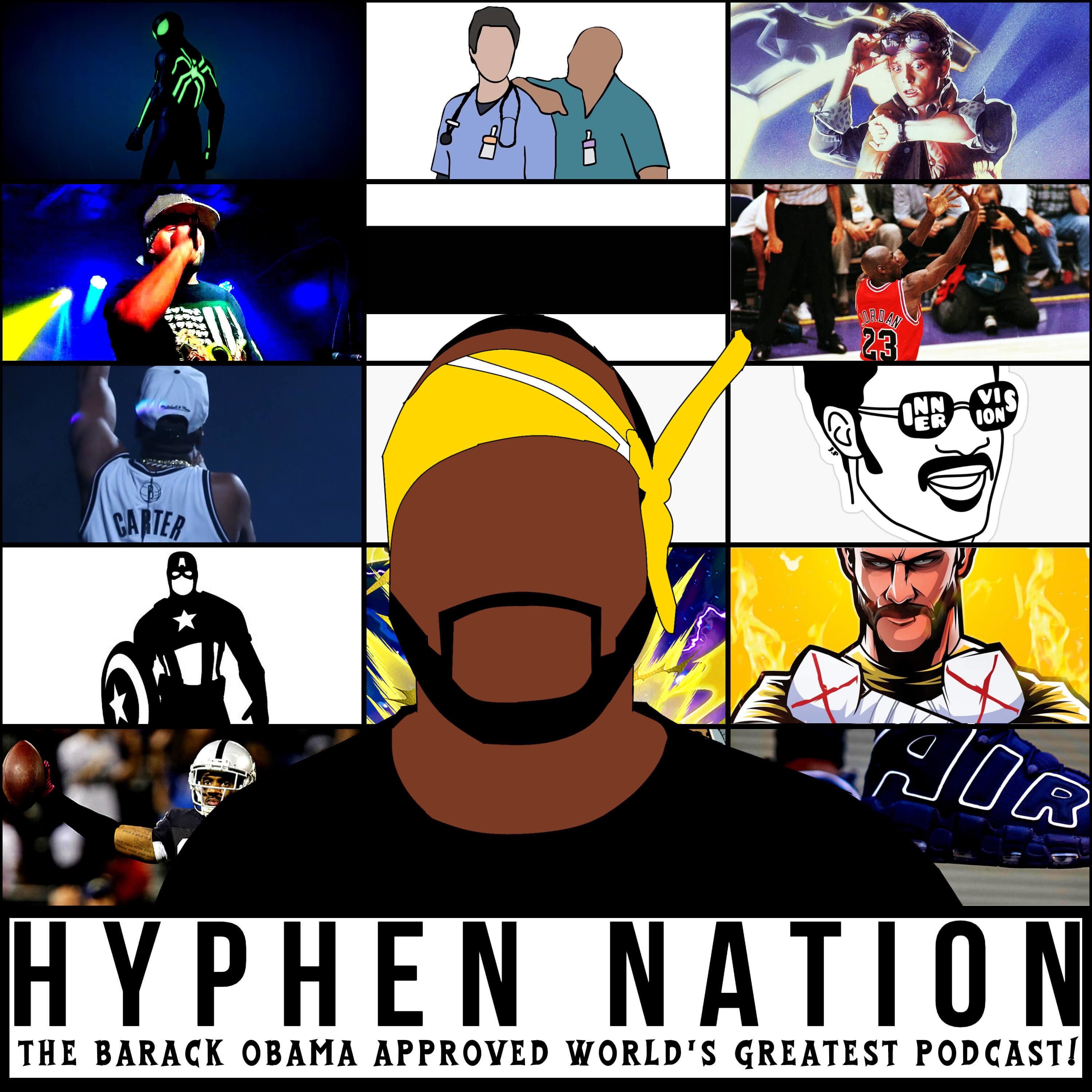 foto de Hyphen Nation • A podcast on Anchor
