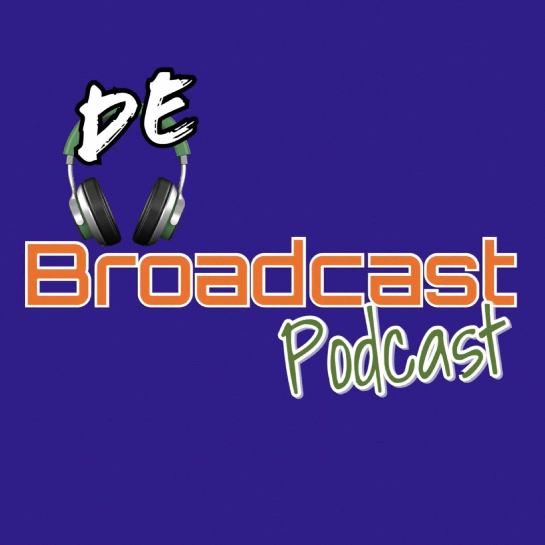 De Broadcast logo